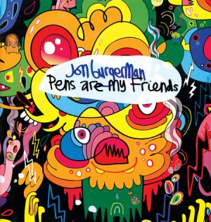 Pens are My Friend by Harlan Levey, Peter Thaler, Lars Denicke