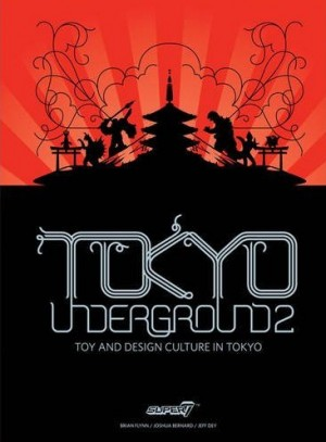 Tokyo Underground by Brian Flynn, Joshua Bernard and Jeff Dey