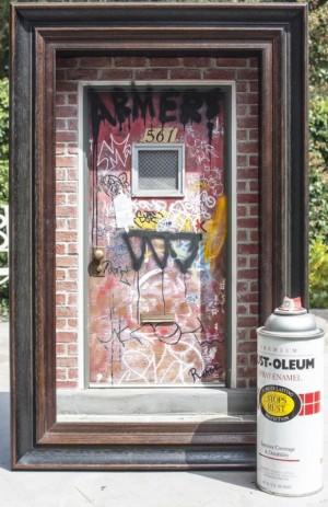 New York Door #1 by Randy Hage