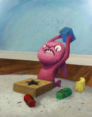 What the Effing Eff!?! by David Chung
