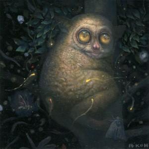 A Fuzzy Watcher by KiSung Koh