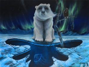 Polar Beard by Graham Curran