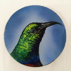 Sunbird by Robert Yancy