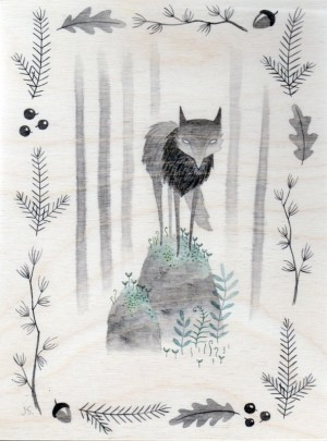 Wolf by Julianna Swaney