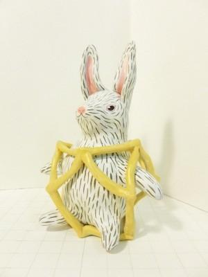 Geometric Rabbit by Liten Kanin