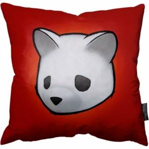Luke Chueh Original Bear Pillow