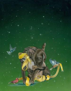 Feed The Birds by Nicole Bruckman