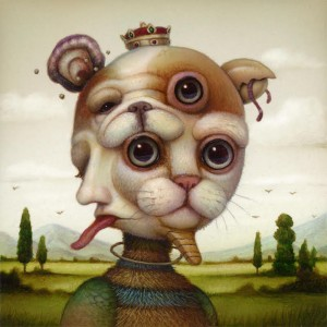 Guardian Of Woods by Naoto Hattori