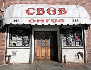 CBGB by Randy Hage