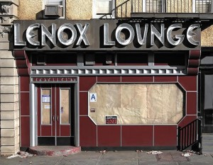 Lenox Lounge by Randy Hage
