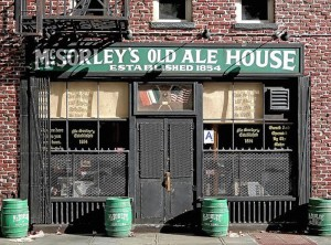 McSorley's Old Ale House by Randy Hage