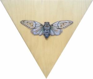 Cicada 1: Ayuthia by Alex Louisa