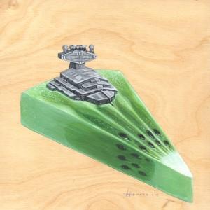 Kiwi by Roland Tamayo
