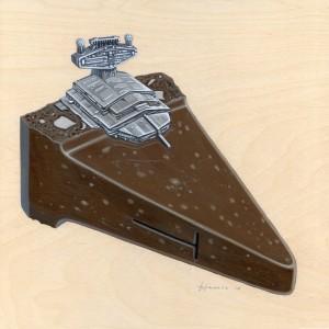 Toblerone by Roland Tamayo