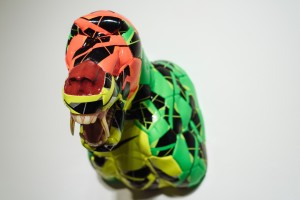 Monkey Ball (Rafiki) by Scott Kinney
