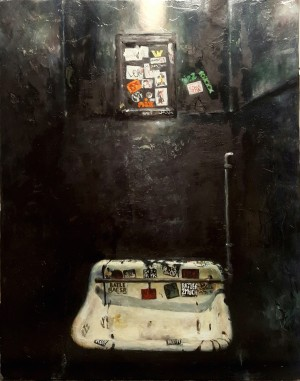Sink by Valerie Pobjoy