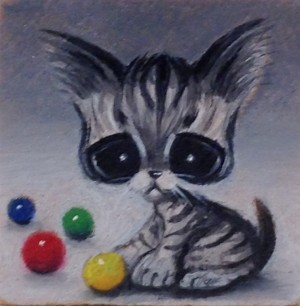 Itty Bitty Pity Kitty 4 by Sugar Fueled