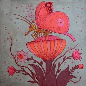 Butterflybot by Peter Hamlin