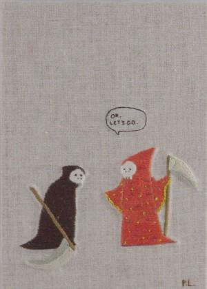 A Date by Po Yan Leung
