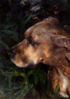 Holly by Valerie Pobjoy