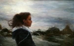 Low Tide by Valerie Pobjoy