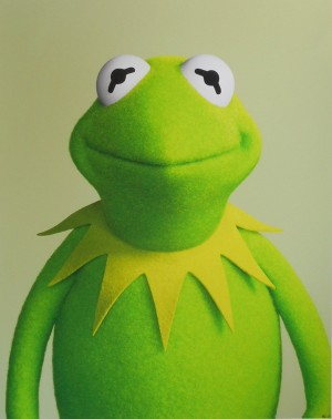 Kermit the Frog by Bartholomew