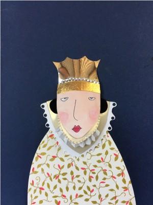 Thin King's Queen by Amy Van Gilder