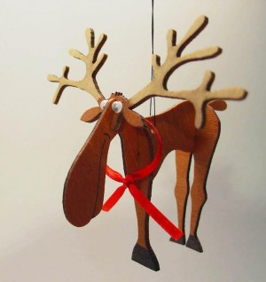 X-Moose by Amy Van Gilder