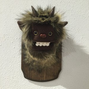 Small Yeti (Dark Brown) 2 by Yetis & Friends