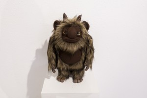 "Forest Yeti ""Dumpy"" by Yetis & Friends"