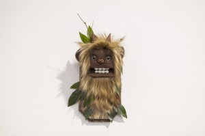 Mini Puddle Squatcher I by Yetis & Friends