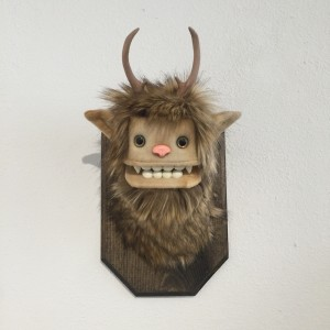 Wolpertinger by Yetis & Friends
