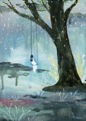 Last Winter by Mandy Cao