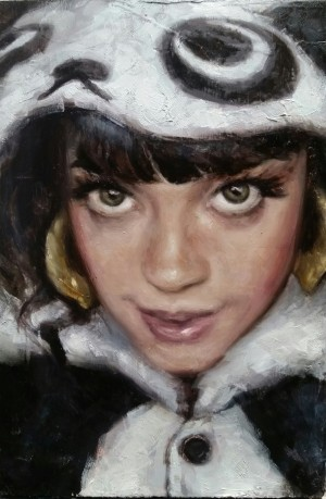 Lily by Valerie Pobjoy