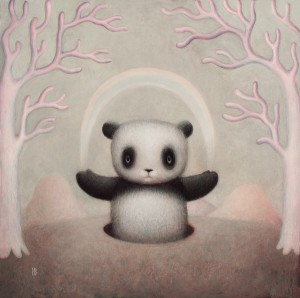 Planet Panda by Paul Barnes