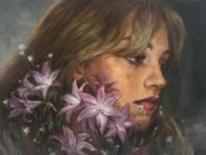 Belladonna by Valerie Pobjoy