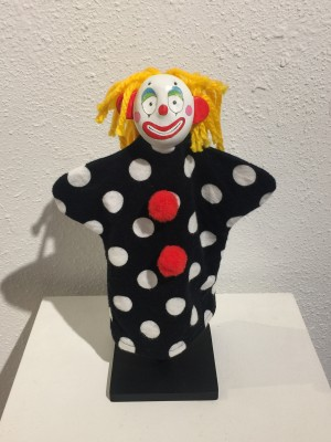 Clown by Amy Van Gilder