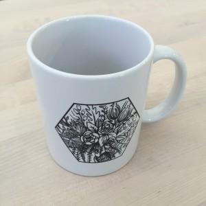 Mug by Emiko Woods Front
