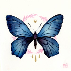 Papilio Moerneri by Nana Williams