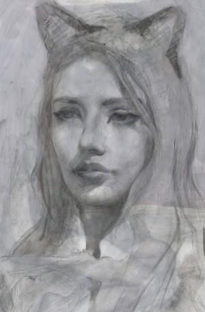 Amina by Valerie Pobjoy