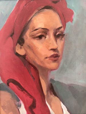 Andrea by Valerie Pobjoy