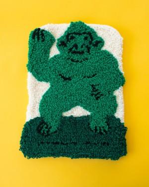 Gorilla #1 by Po Yan Leung