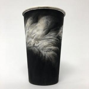 Paper Cup Art by Ivana Quezada 1
